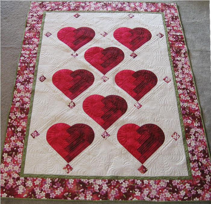 Quilt Inspiration: Vintage and Modern Valentines: Part 2
