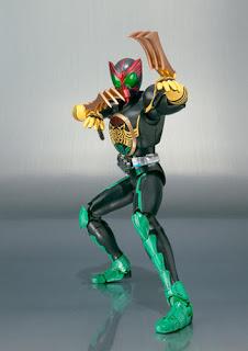 Bandai SH Figuarts Kamen Rider OOO figure
