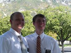 Elder Rasmussen & Elder Foster