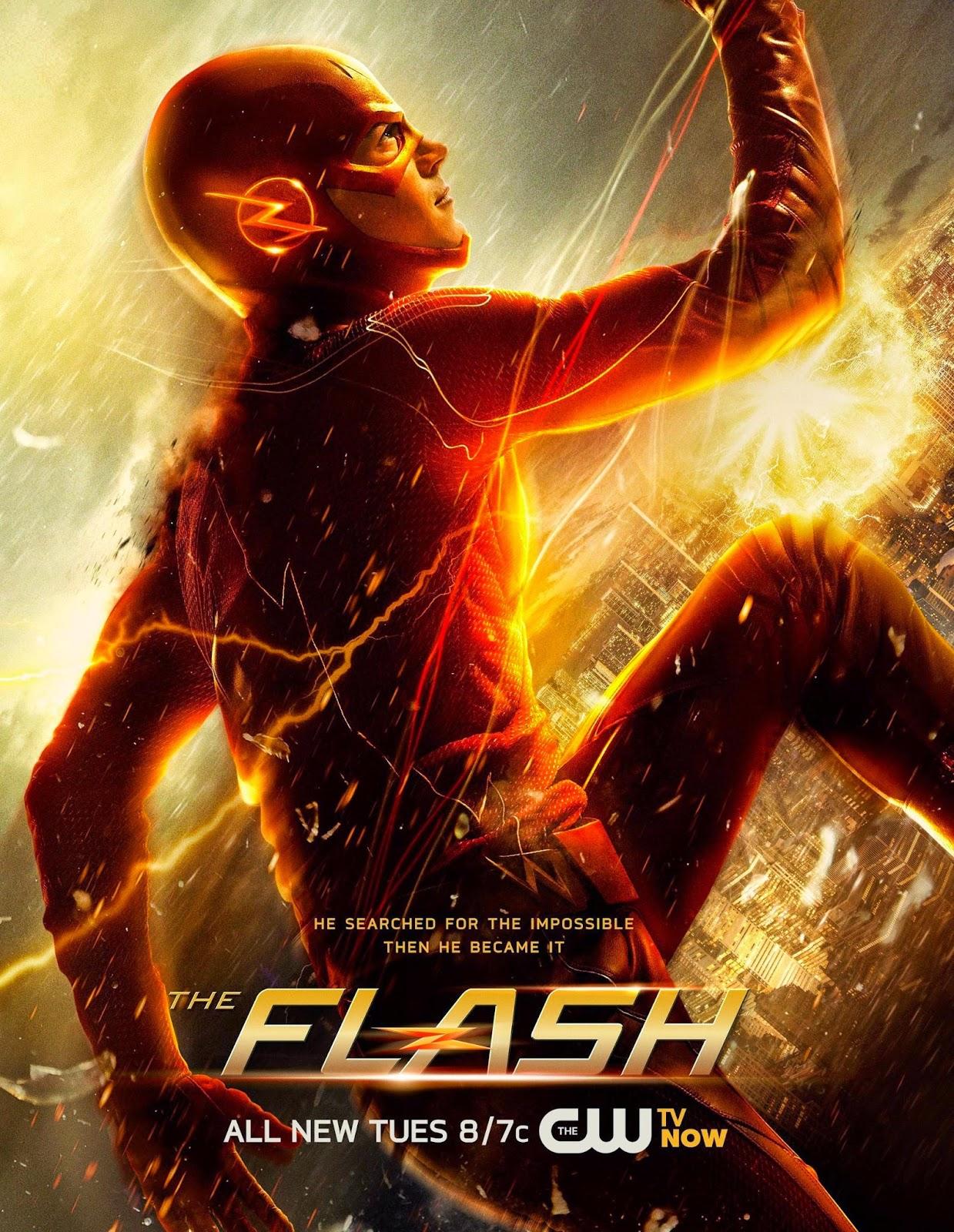 The Flash (2014-) ταινιες online seires xrysoi greek subs