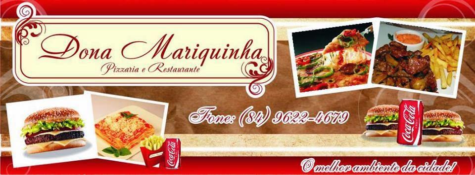 Pizzaria e Restaurante Dona Mariquinha