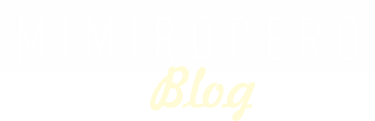 Mimiropero Blog