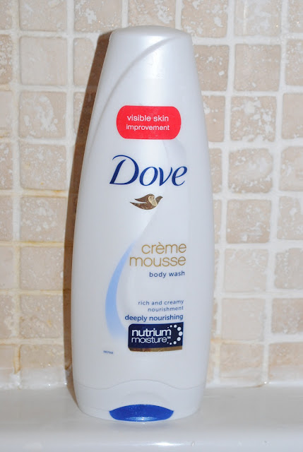 Dove+Crème+Mousse+Body+Wash+Review