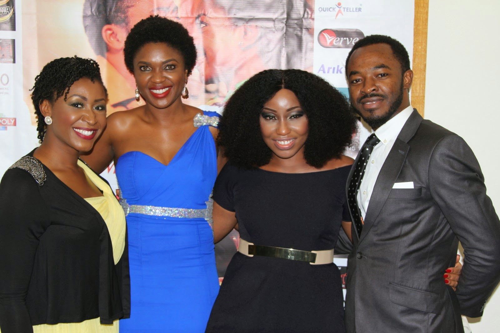 omoni oboli first movie