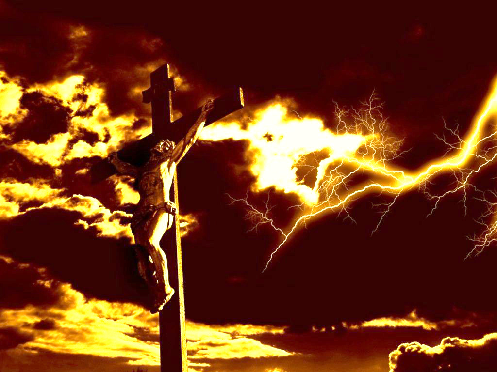 7 jesus christ crucifixion wallpapers for free download cool christian wallpapers - Wallpaper de jesus ...