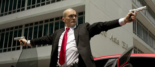 Hitman Agent 47 Movie trailer and poster