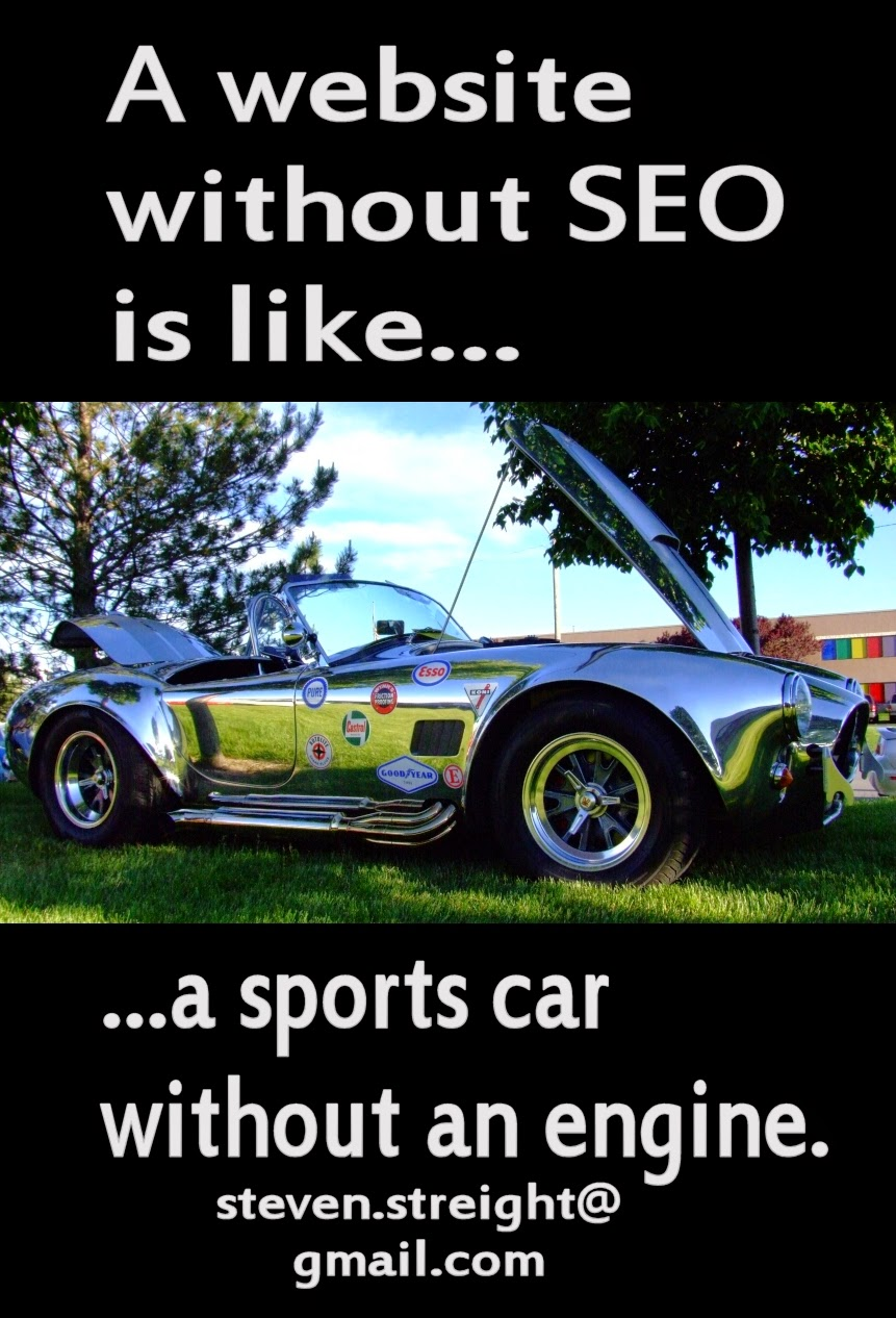 SEO empowers your website.