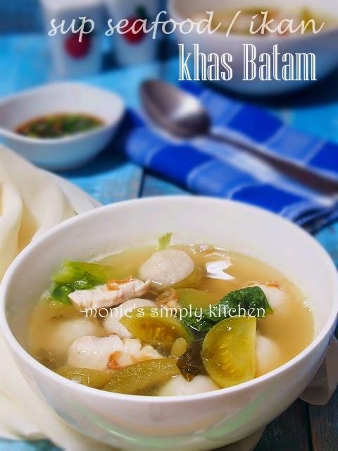 sup ikan khas batam