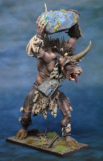 Beastmen Cygor