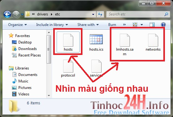 cách lưu file host trên windows 7 hình 6