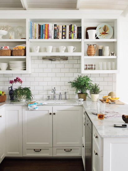 Sense And Simplicity 4 Great Countertop Colours For White Kitchens