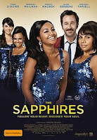 The Sapphires (2012) online y gratis