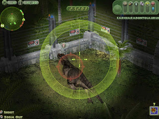 Jurassic park - Operation Genesis ScreenShot