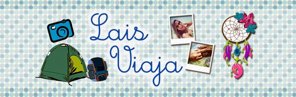 Blog Laís Viaja