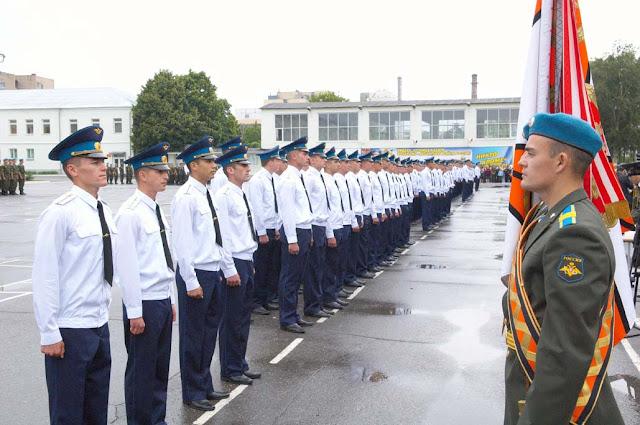 День рождения академии десанта