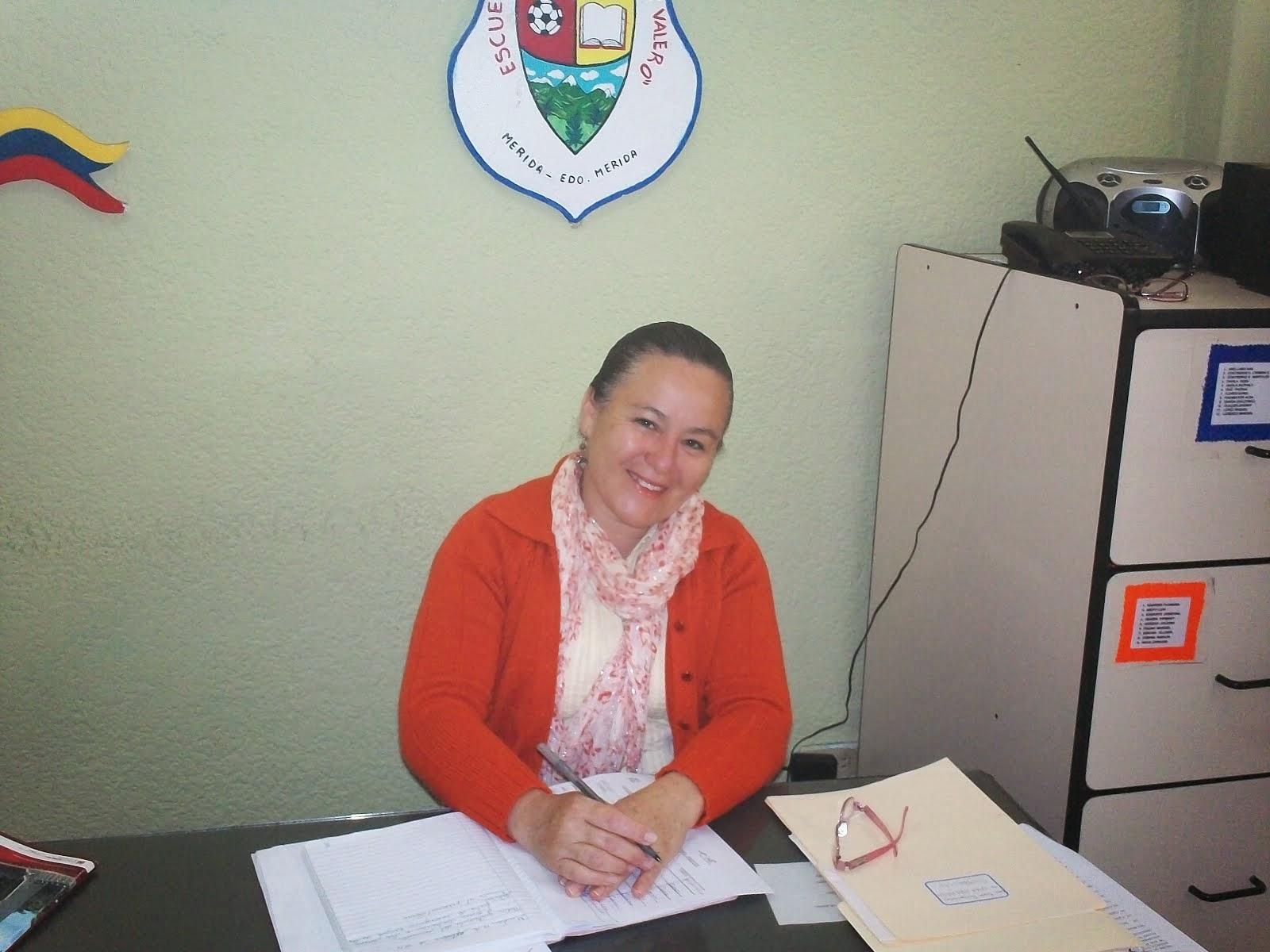 Nuestra Subdirectora Académica