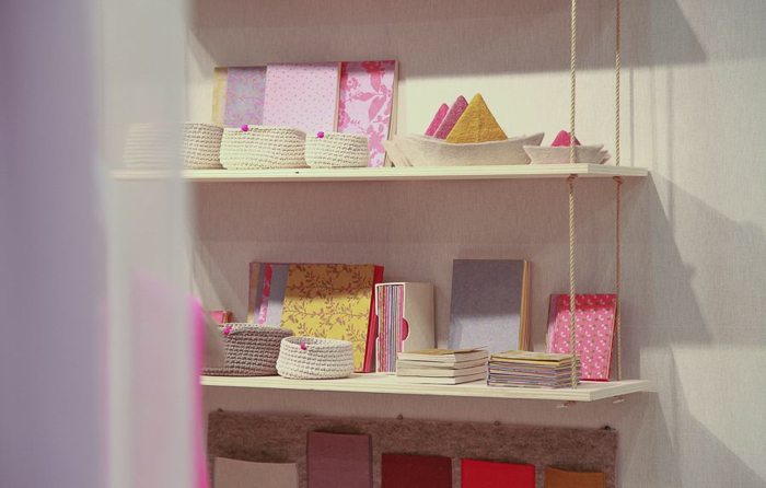 felt accessories for kids room from Muskhane