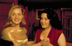 Kate Winslet y Melanie Lynskey en Criaturas celestiales