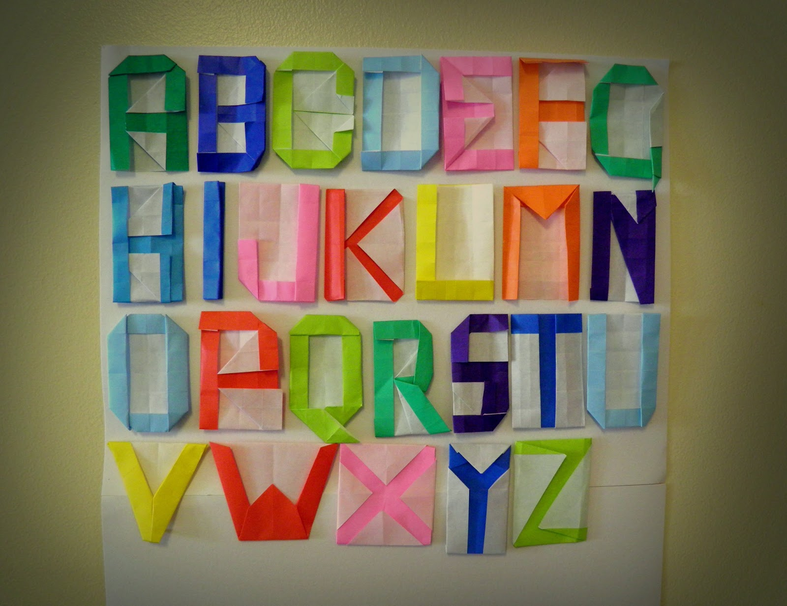 Kozues Show And Tell Try Making All ABCs I Recommend It