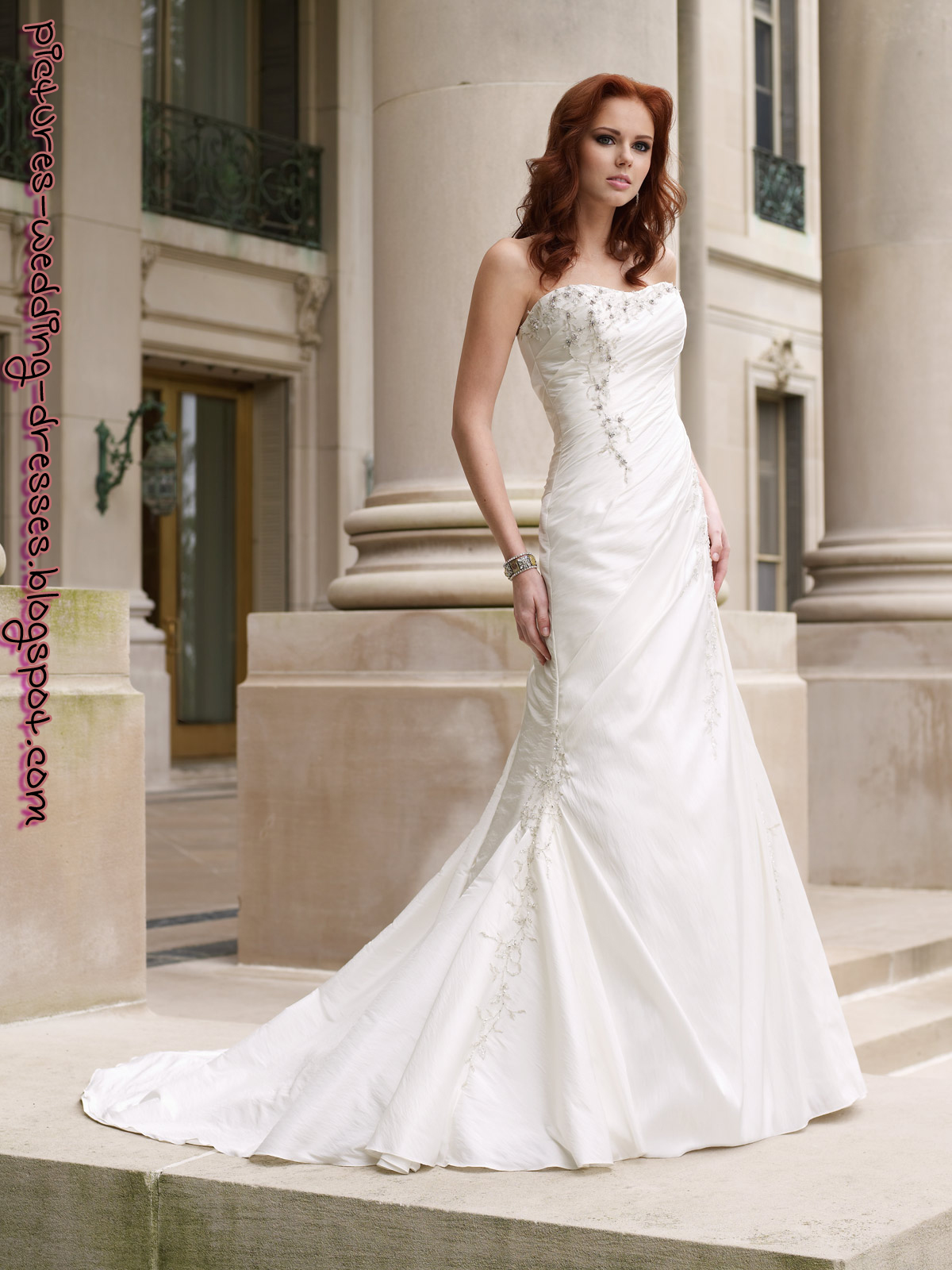 Photos wedding dresses photos formal bridal gowns and for A pretty wedding dress