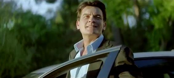 Charlie Sheen is Reborn - Commercial Bavaria 0.0%