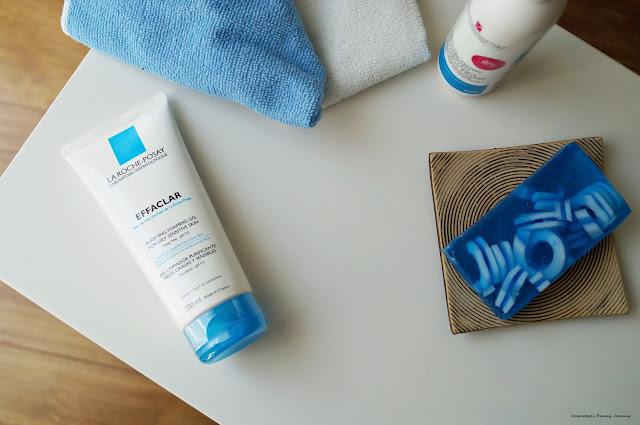 Moje 3 ulubione żele do mycia twarzy - pielęgnacja cery mieszanej