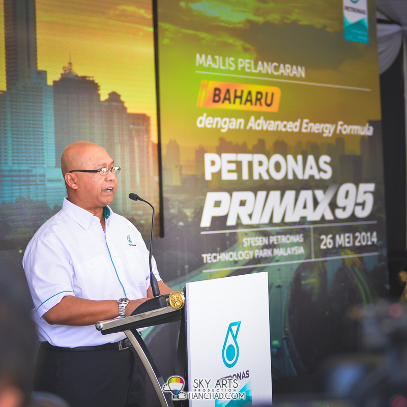 Mohd Ibrahimnuddin Mohd Yunus, the Managing Director and CEO of PDB
