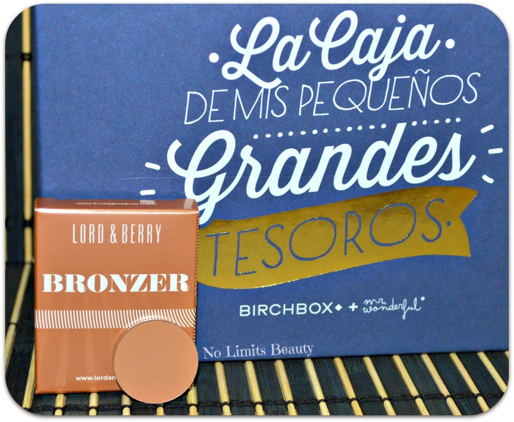 BirchBox - Lord & Berry Bronzer in Sienna