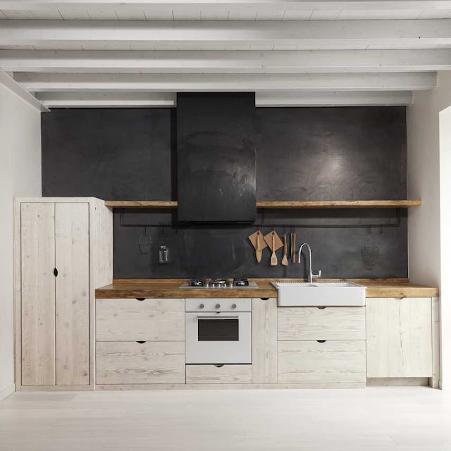 Re-Using The Italian Way - Katrin Arens kitchen