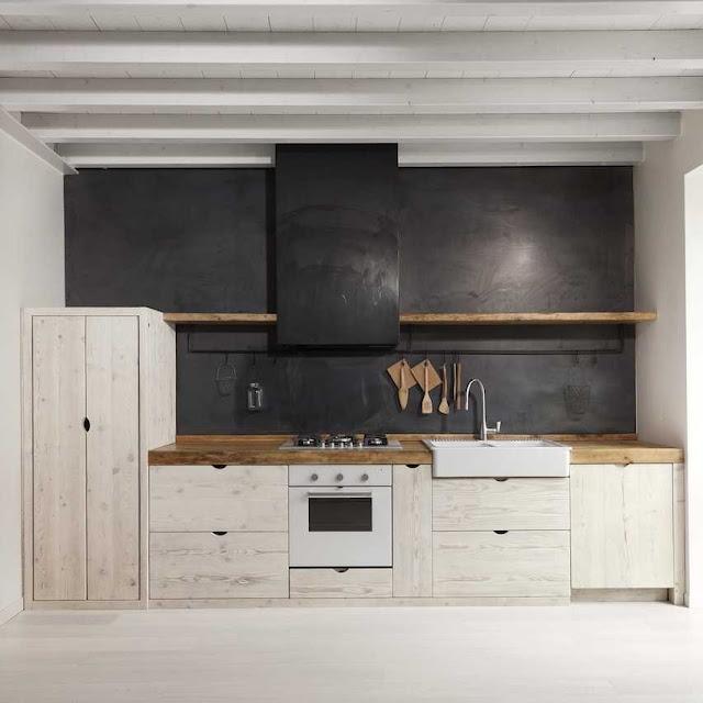 Re-Using The Italian Way - Katrin Arens kitchen