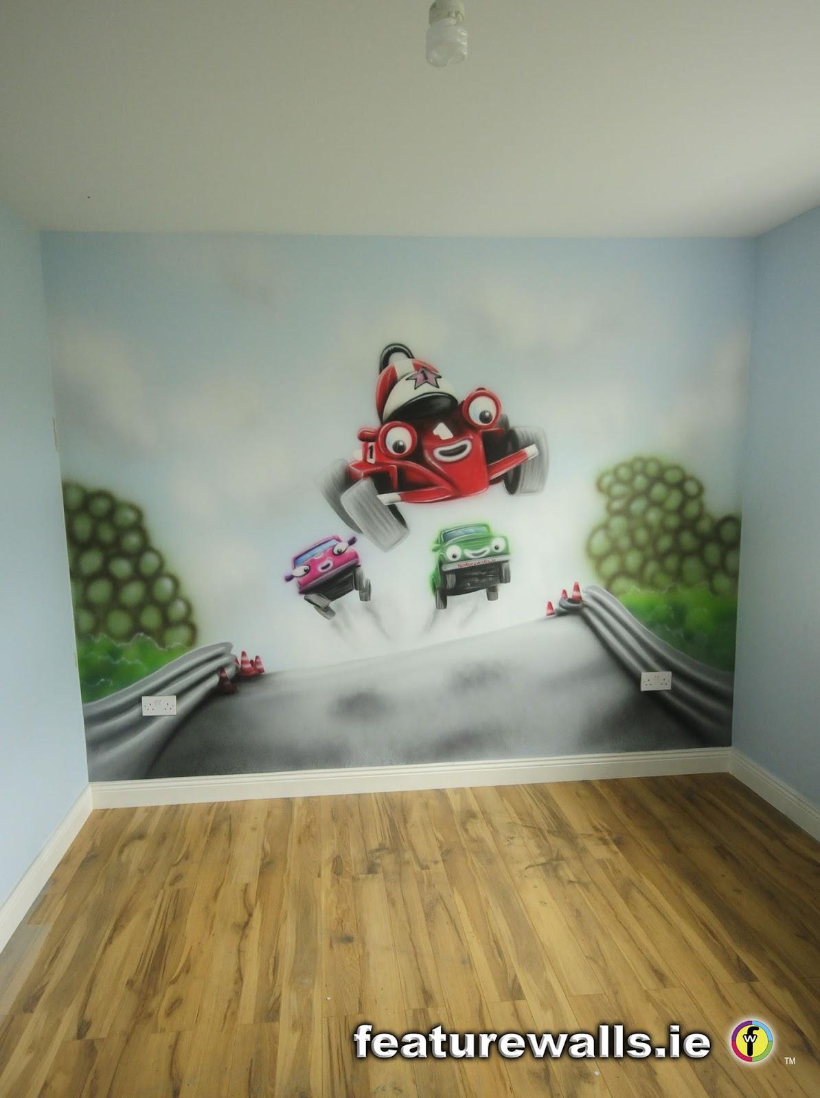 100 car wall mural 3d cars cartoon wall mural decal wall car wall mural 28 race track wall mural themed bedroom ideas for adults