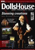 ARTICLE ABOUT MY DOLLS  IN THE MAGAZINE DOLLS HOUSE & MINIATURE SCENE (click a picture to read)