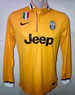 Juventus Jersey Away LS