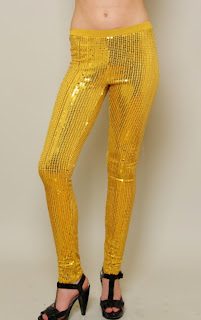 sequin leggings viktor viktoria