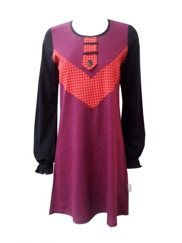 Muslimahshoppe Baju T Shirt Muslimah Zariya Murah