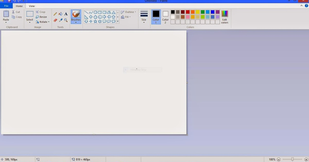 8 linux microsoft paint alternatives everyday linux user Paint for linux