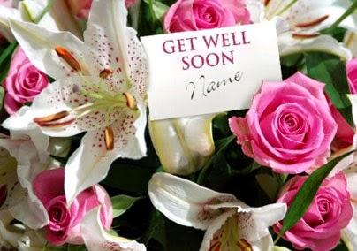 Bunga Untuk Orang Sakit