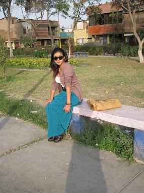 Maxi Falda Outfit 1