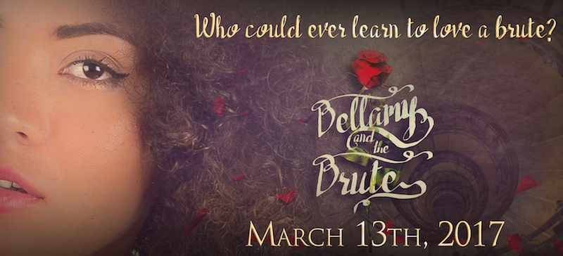 Bellamy and The Brute Book Blitz