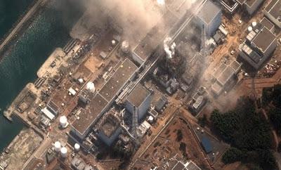 Japan Nuclear Blast