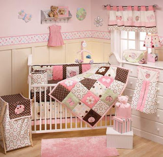 Baby Nursery Room Design & Decorating