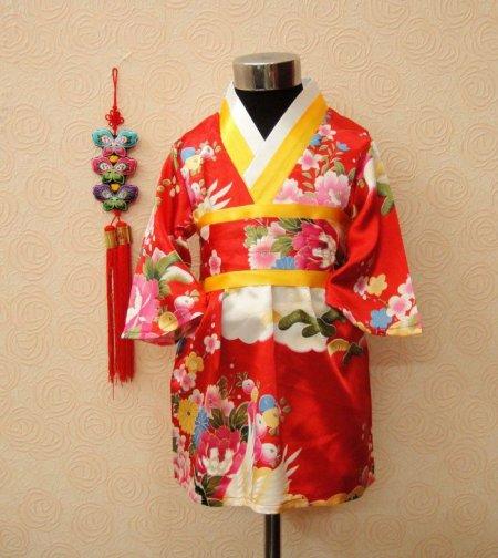 Gaun Cantik Kimono Jepang Untuk Anak Perempuan Zahrababyshop ...