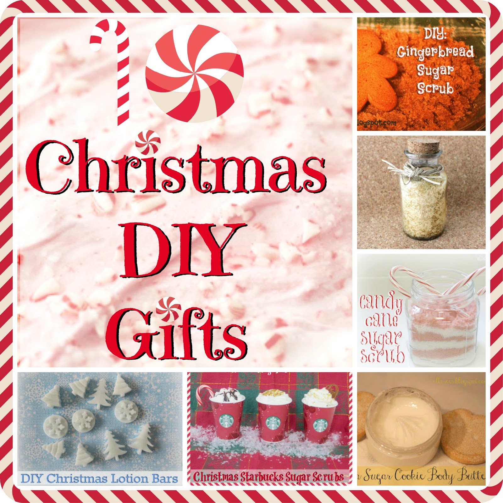 Elle Sees|| Beauty Blogger in Atlanta: 10 Christmas DIY Gifts