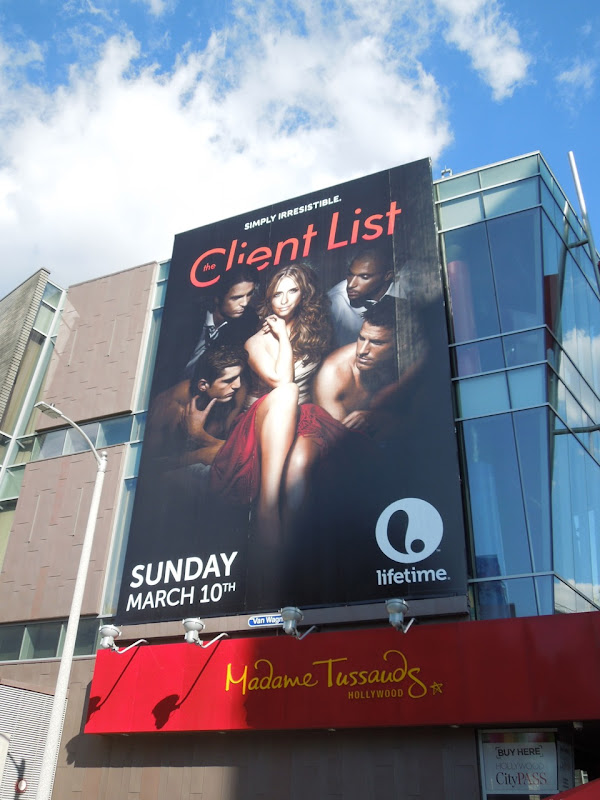 Client List season 2 billboard