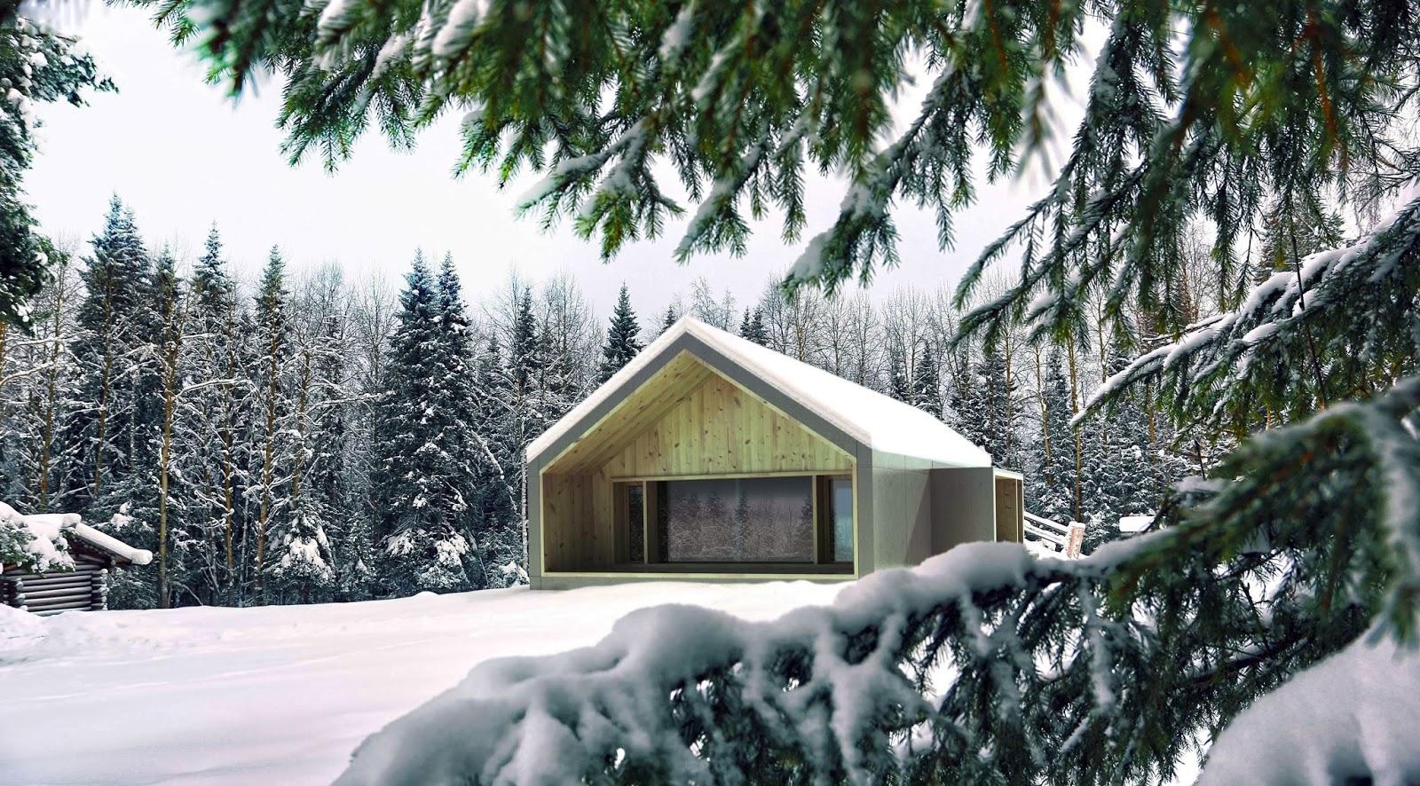una casa di 100 mq a euro e 39 un progetto gi