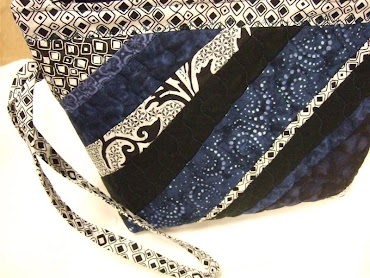 Quilted Zipper Bags