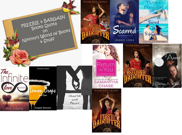 #FBQ(61): Free-Bargain books!