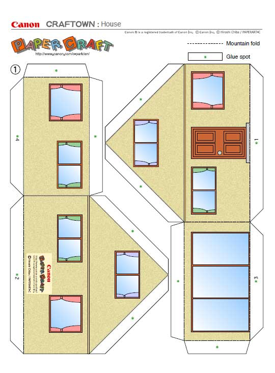 Como hacer maquetas como hacer casa de carton para maquetas - Como hacer una maqueta de una casa ...