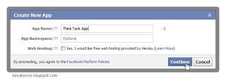 Cara Membuat Aplikasi Update Status Facebook Via Apa Saja Terbaru