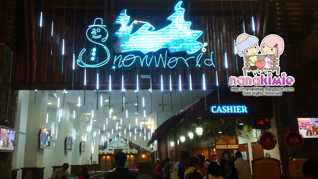 Snow World Genting